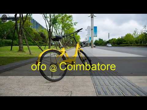ofo Bicycle sharing system is implemented in coimbatore | knowledge HUB | 2018