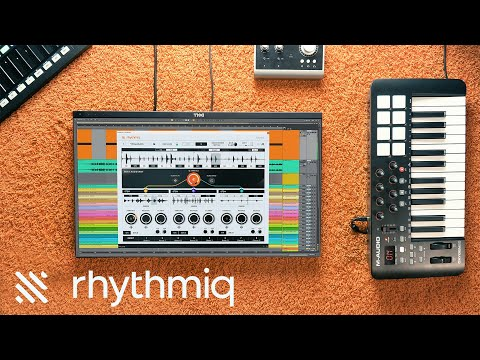 "Rhythmic is a ""groundbreaking"" AI beat assistant that lets you reshape your loops in real time 