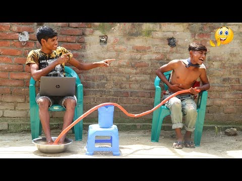 Indian New Funny Video😄-😅Hindi Comedy Videos 2019-Episode-29--Indian Fun || ME Tv