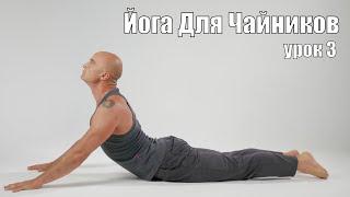 Йога для чайников урок 3. Йога для начинающих Ярослав Лукашевич