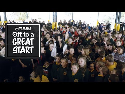 Yamaha Great Start Grant: Coomealla High School