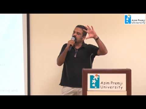 Public Policy & Governance (PG Programme Information Session)-Dr.Vishnupad