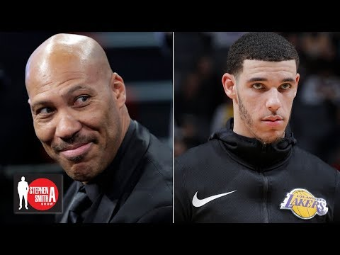LaVar Ball's mouth is going get Lonzo traded from the Lakers   Stephen A. Smith Show