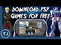 PSP 6.61 How To Download & Install Games! [UPDATED] 2017!