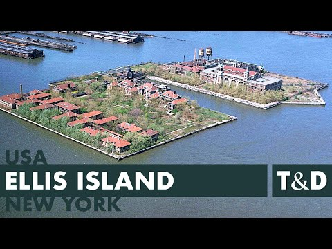 New York City Guide: Ellis Island The Door Of America - Travel & Discover