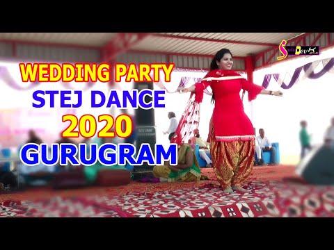 live-evants-//-gurugram-//-new-stej-haryanvi-dance-//-shadi-ke-program