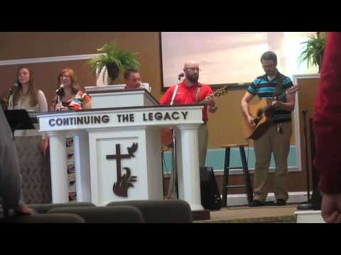 FPC Praise And Worship Team In Flatwoods,Ky Part 2