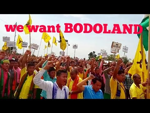 Bodoland movement