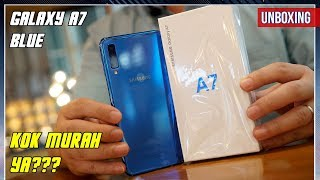Download Video Unboxing Samsung Galaxy A7 2018 Indonesia MP3 3GP MP4