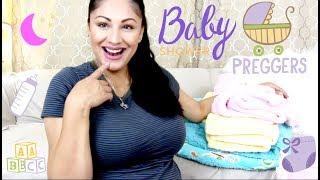 LES CUENTO EL CHISME DE MI BABY SHOWER & LOS REGALOS QUE ME DIERON Laurita Hernandez