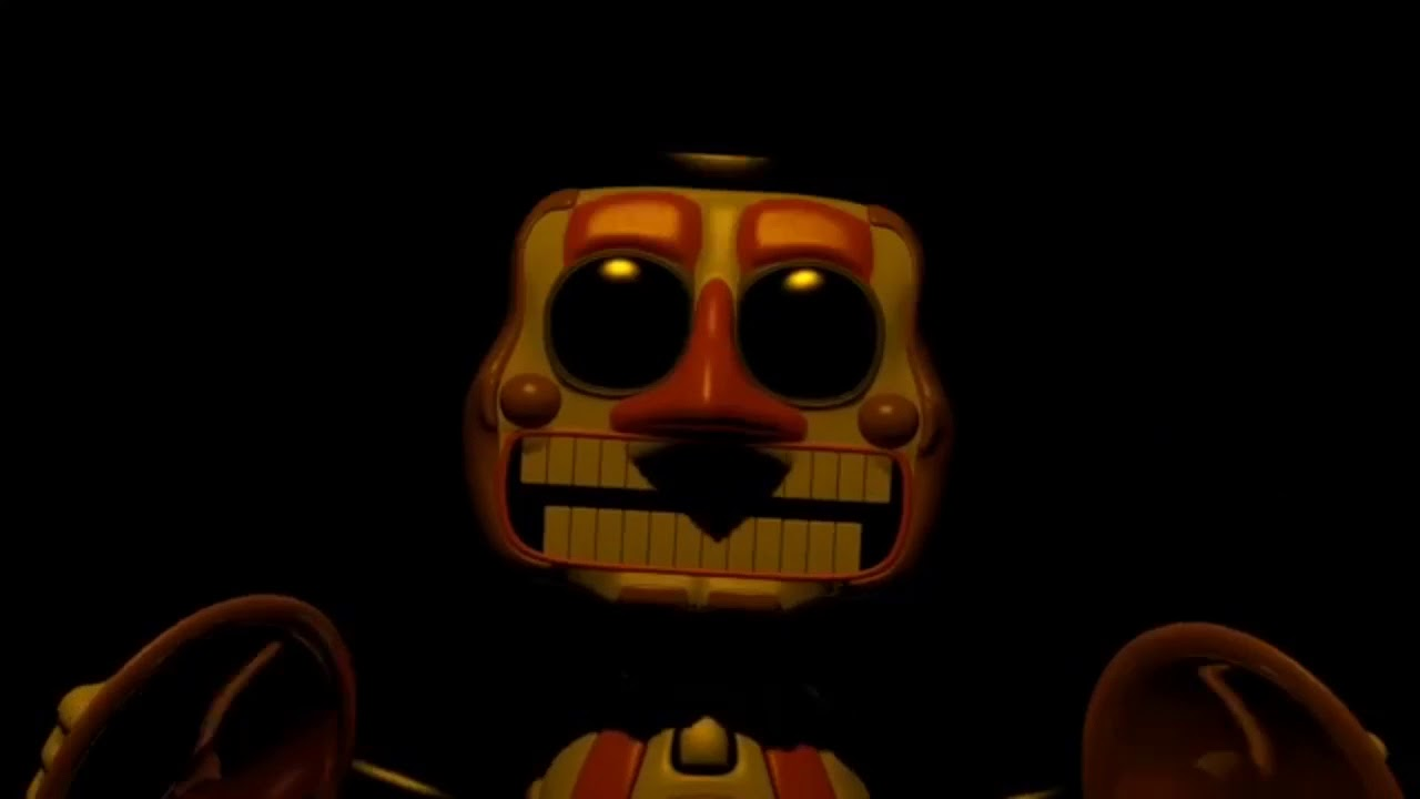 FNaF 6 Music Man Voice