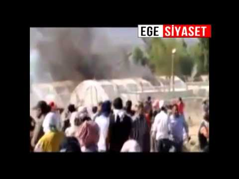 Lice'de Öldürülen Medeni YILDIRIM'ın Vurulma Anı