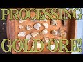 Processing 1lb of GOLD ORE from Prestige Minerals on Amazon