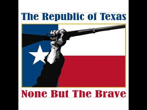 How did the Republic of Texas become the State of Texas?