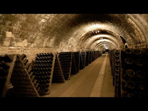 Cava Wine Tour - Sant Sadurni d'Anoia, Spain