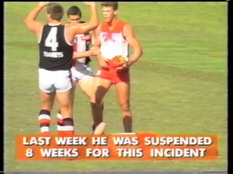 "Tony Plugger Lockett - ""The Times"" - Interview - St.Kilda Football Club"