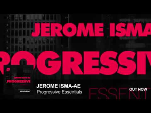 Jerome Isma-Ae Progressive Essentials