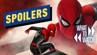How Far From Home Could Set Up Spider-Man 3 - What to Watch