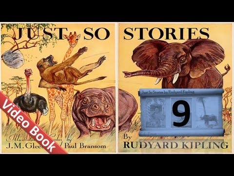 09 - Just So Stories by Rudyard Kipling - How the Alphabet was Made
