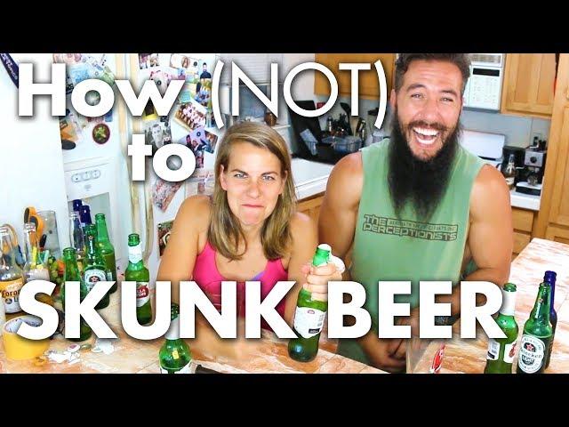 How (NOT) to Skunk Beer