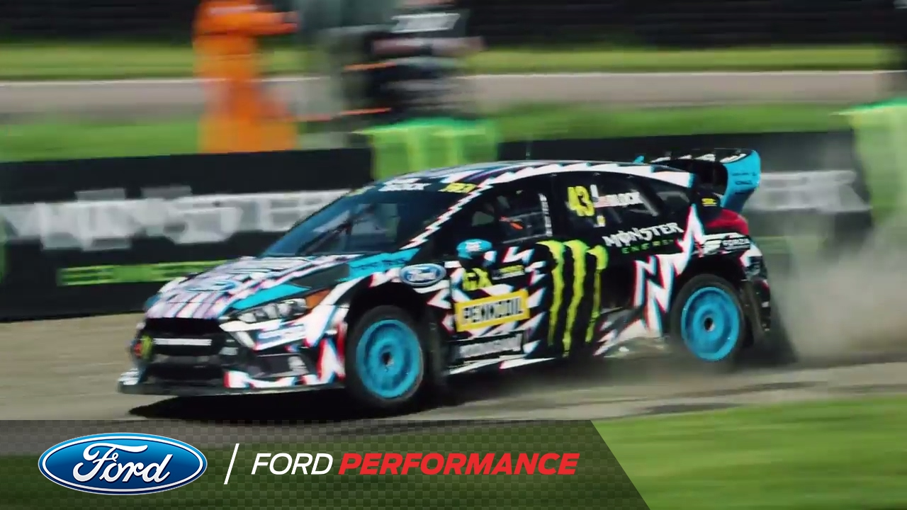 ford focus rs rx fh3 how to get it