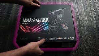 ¿Mastercito o no? Análisis ROG STRIX B450f Gaming