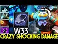 ACE [Monkey King] The Real Monster Hard Carry Pro Gameplay 7.22 Dota 2