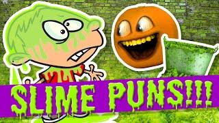 Annoying Orange - SLIME Puns!
