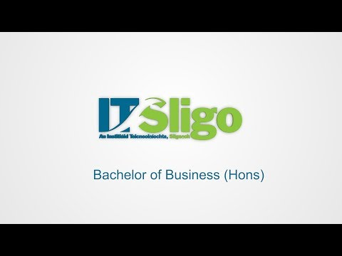Business  - Institute of Technology Sligo