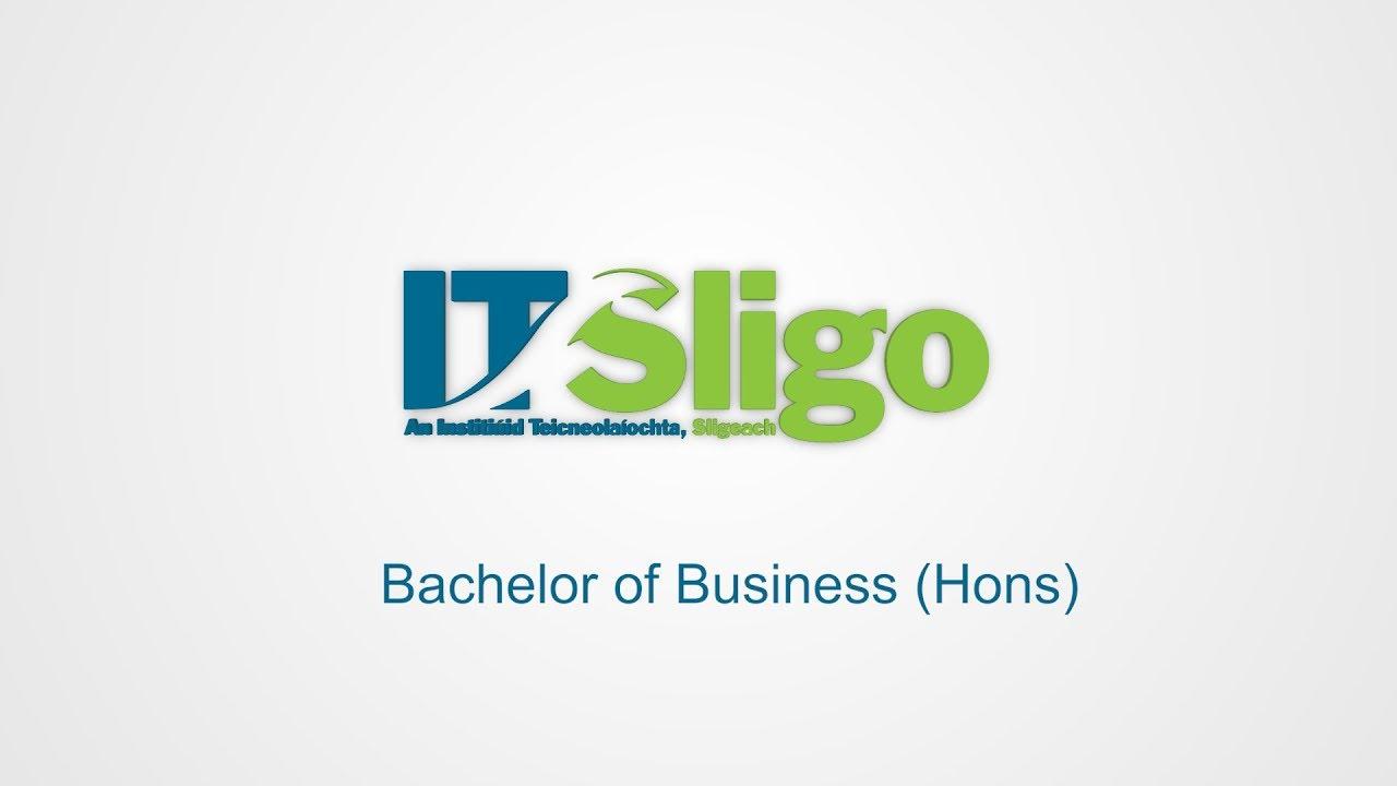 level 6 business sligo