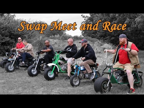 Go Kart, Mini Bike, And Drift Trike Swap Meet