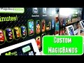 Disney Magicband store - create custom bands