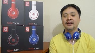 Best Color? 2013 New Beats Studio v2(Retails for $299 USD. Get them here for less: ..., 2013-10-01T12:17:27.000Z)