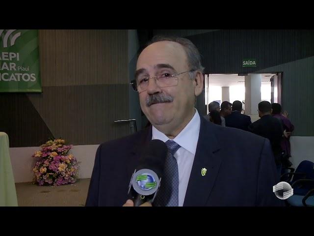 Federação da agricultura do Piauí empossa nova diretoria