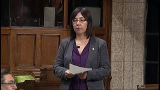 First Nations Children - Question Period 2016-10-28