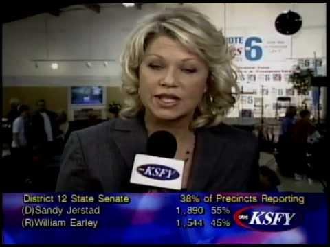 Nancy Naeve-Brown: 20 Years at KSFY TV