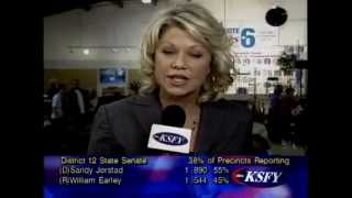 Repeat youtube video Nancy Naeve-Brown: 20 Years at KSFY TV