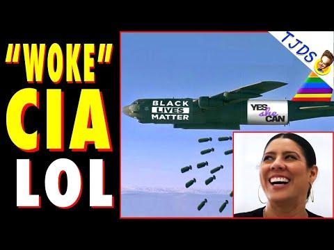 "Hilarious CIA ""Woke"" Recruitment Video"
