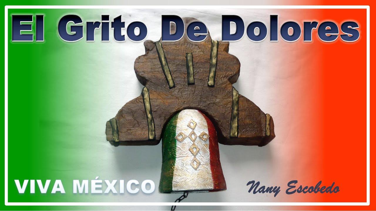 El Grito Viva Mexico