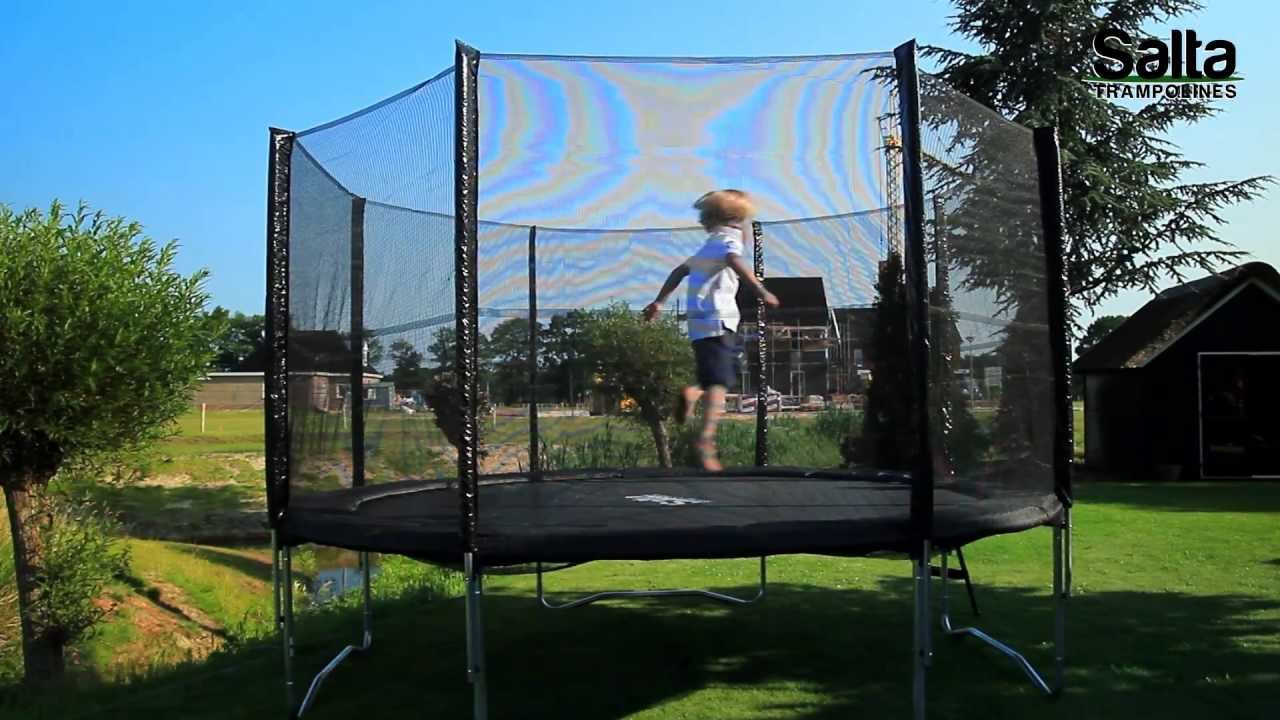 salta trampolines for quality safety youtube. Black Bedroom Furniture Sets. Home Design Ideas