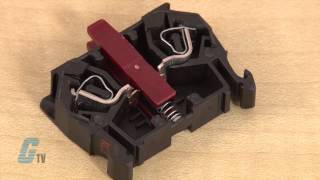 Eaton Cutler Hammer M 22 Series Contact Blocks Wire Installation Demo(Eaton Cutler Hammer M 22 Series Contact Blocks Wire Installation Demo presented by Katie Rydzewski for Galco TV. Buy the items featured in this video at ..., 2013-10-11T14:53:00.000Z)