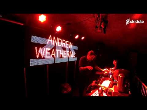 Andrew Weatherall Live from 303 Liverpool birthday