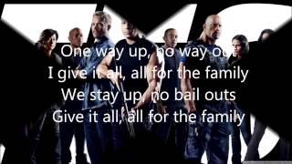 Wiz Khalifa & Iggy Azalea – Go Hard or Go Home (Lyrics) Fast & Furious 7