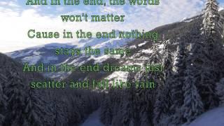 All We Are - Matt Nathanson (Lyric Video)