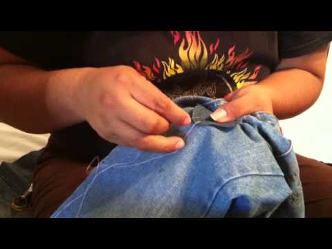Dise o de pantalones adornos en ropa youtube for Diseno de ropa