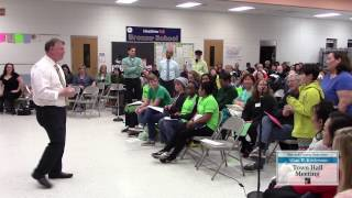 Town Hall March 7, 2017