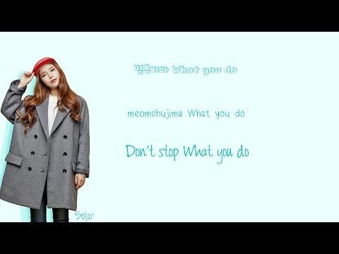 Mamamoo (마마무) New York Lyrics (Han|Rom|Eng) Color Coded