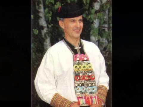 Ján Ambróz - Slovenské ľudové piesne / Slovak Folk Songs - Radio Bratislava
