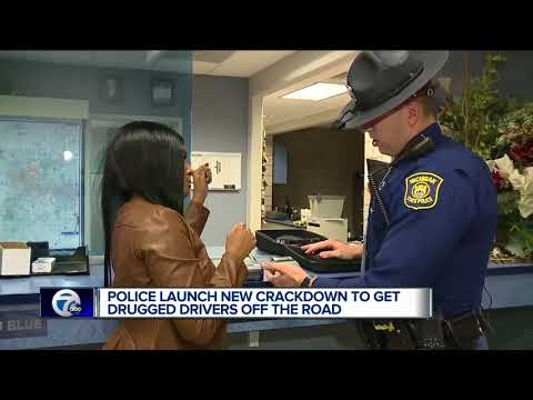 Michigan State Police rolls out roadside drug testing pilot for 5 counties
