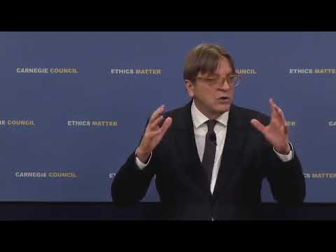 Guy Verhofstadt - Europe's Last Chance : Why The European States Must Form A More Perfect Union